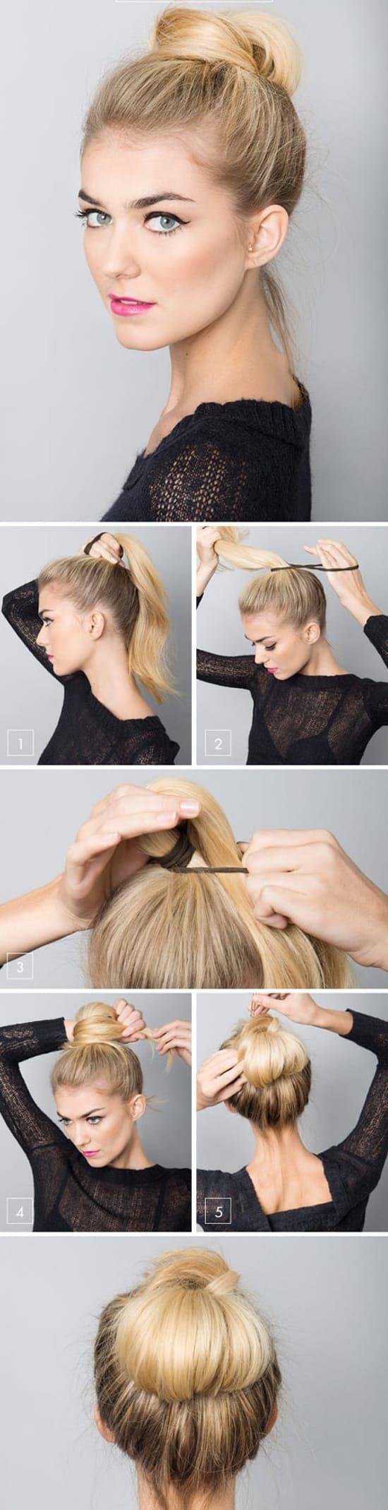 Стильные прически на длинные волосы можно делать своими руками. Это позволяет каждый день создавать новый, красочный и женственный образ.