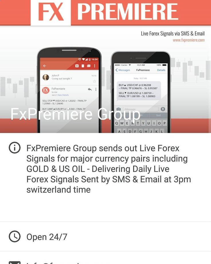 Forex Signals App Downloadthe FxPremiere Forex Signals App and receive live and daily Forexsignalsdirectly to your mobile device. FxPremiere ift.tt/2cDyLpm Subscribe for daily forex signals including oil and gold. Gas signals coming soon #forex #fx #forexclass #forexstrategies #fxsignals #liveforexsignals #forexclass #forexsignalssms #forexstrategies #forex signals #forextrading ift.tt/1NA7Vfk