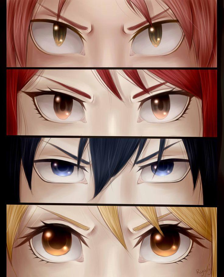 Fairy Tail's Strongest Team by Ryalgi.deviantart.com on @DeviantArt