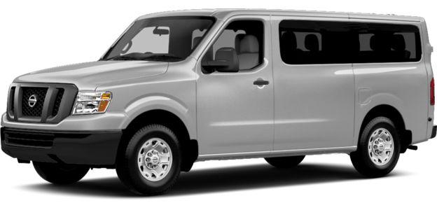 Nissan Nv Passenger An Suv Like Van For Passengers