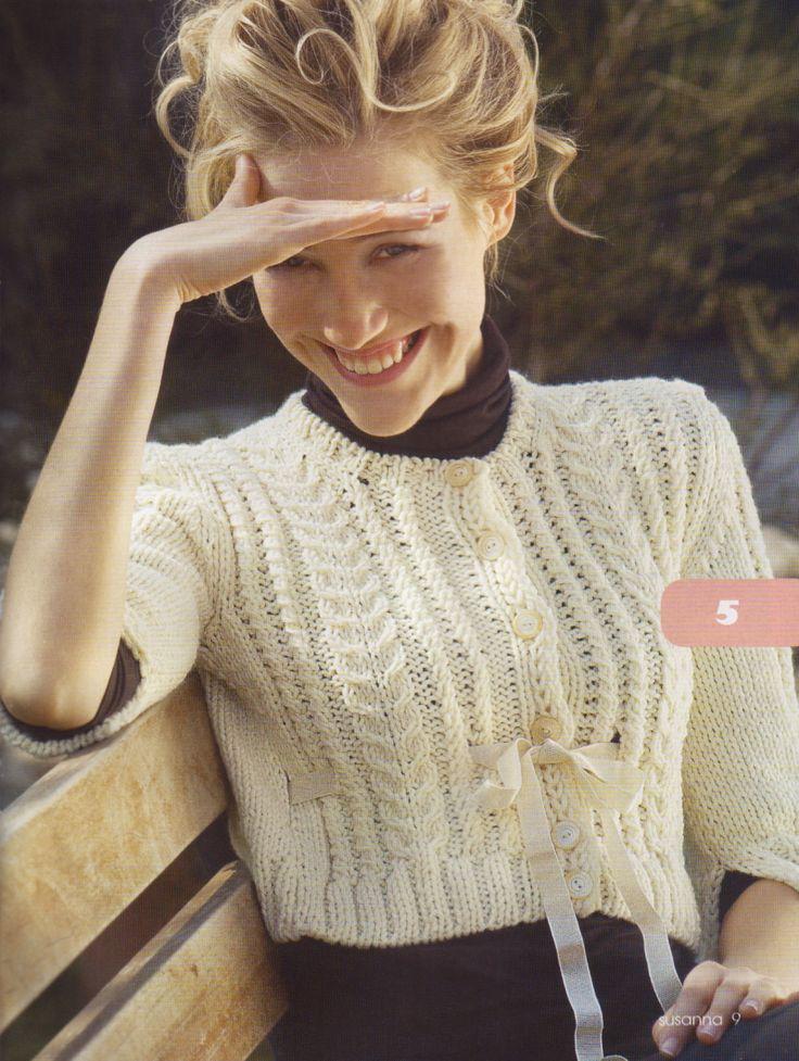 76 best Revista Tejer la Moda images on Pinterest | Moda, Tejer y Picasa