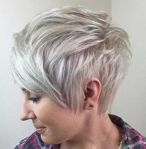 how to cut my own hair in choppy layers