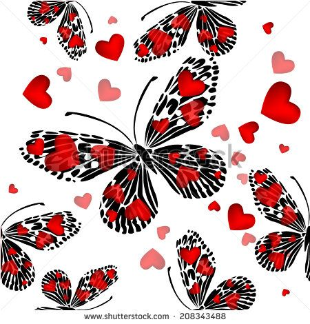 Drawing butterfly Stock Photos, Images, & Pictures | Shutterstock