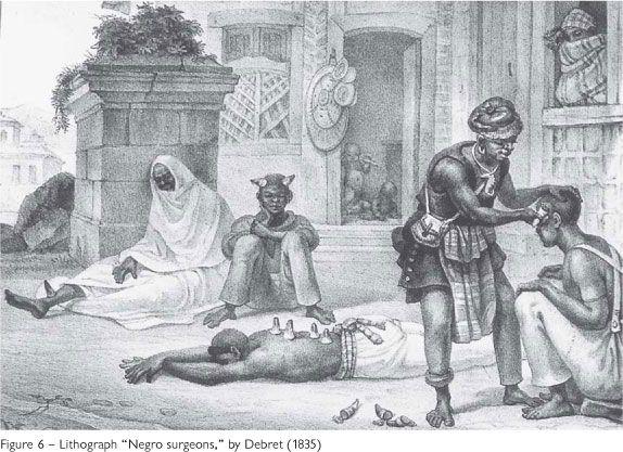 Negro Surgeons- História, Ciências, Saúde-Manguinhos - The physical and health status of runaway slaves announced in Jornal do Commercio (RJ) in 1850