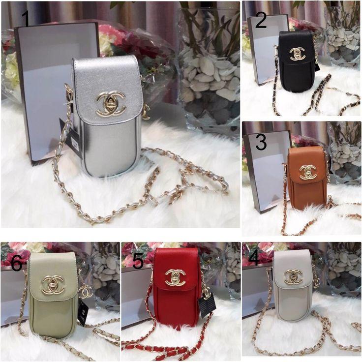 Tas Chanel Sling Bag 7121 11x5x20 155rb