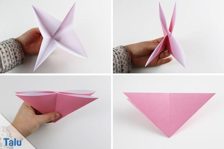 die besten 25 origami hase ideen auf pinterest diy origami hase diy origami osterhase und 3d. Black Bedroom Furniture Sets. Home Design Ideas