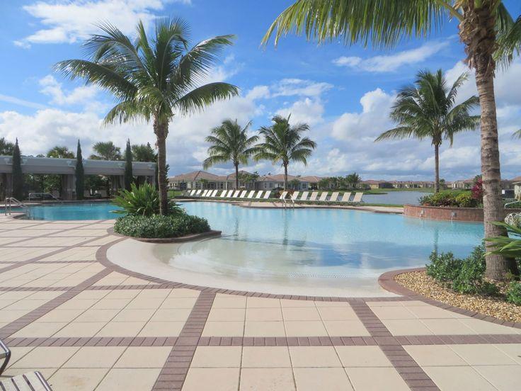 Pga Village Verano Club Talavera Port St Lucie Florida New Homes Village Florida New Homes