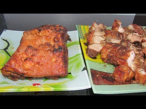 Жареная свинина с хрустящей корочкой вьетнамская кухня [LudaEasyCook] - YouTube