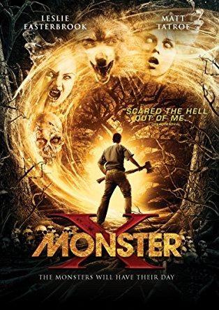Leslie Easterbrook & Matt Tatroe - Monster X