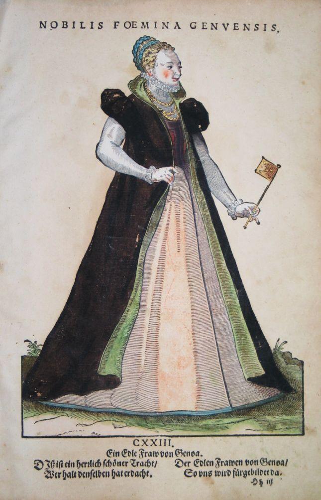 GENUA / GENOVA ITALIEN KOSTÜME COSTUMES WEIGEL 1577   eBay