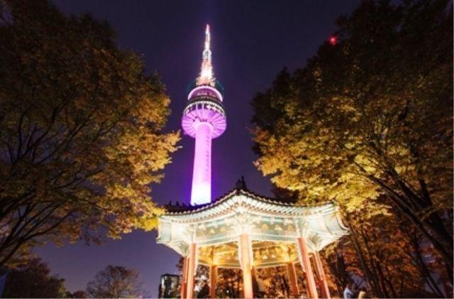 Wisata Korea Selatan - N Seoul Tower