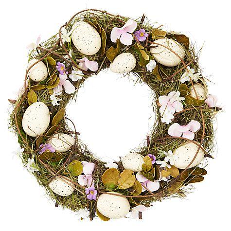 Buy John Lewis Easter Wreath Online At Johnlewis