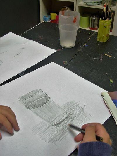 Η παιδική τέχνη είναι ξεχωριστό μέρος της σύγχρονης τέχνης.  Τα υλικά μας: χαρτιά, χρώματα, κόλες, ψαλίδια, πηλός… από μόνα τους δεν φτάνουν. Η φαντασία και η δημιουργικότητα των παιδιών θα τα κάνει έργα τέχνης. Τα παιδιά θα γνωρίσουν τον τρόπο να εκφράζονται με καλλιτεχνικούς όρους, θα μάθουν το βασικό «αλφαβητάρι» της τέχνης. Τα παιδιά θα γνωρίσουν όλες τις τέχνες, θέατρο, κατασκευές, παραμύθια, χορό και όλα τους θα έχουν σαν βάση την ζωγραφική.