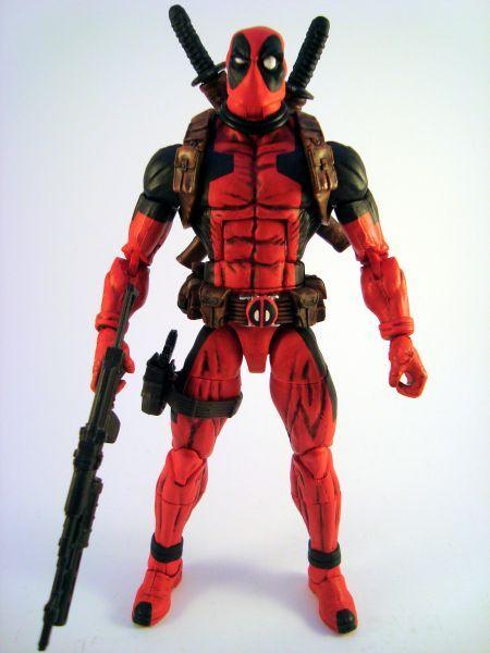 Deadpool Classic Custom Action Figure