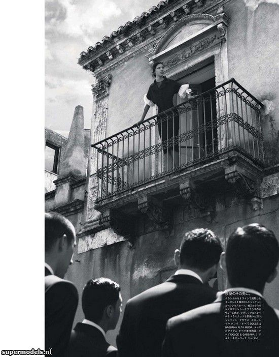 Supermodels.nl Industry News - 'Once Upon A Time In Sicily'...