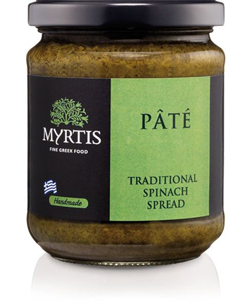 Myrtis Spinach Spread is a colorful and tasty spread that all the family will love. Soft and creamy, it is full of good nutrition and energy, ideal to serve as a dip, in salad dressings, in sandwiches or served with pita or tortilla chips.
