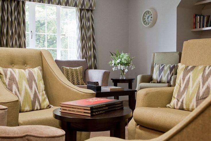 Rebecca Hartley Interiors - Buckingham House Care Home