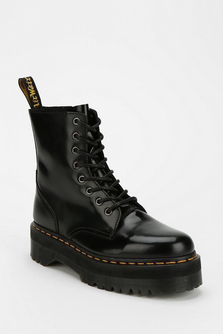 Dr. Martens Jadon 8-Eye Platform Boot (they have platforms are you kidding me) for my wishlist ❤