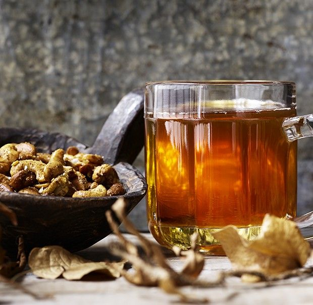 Spiced cashews  - countryliving.co.uk