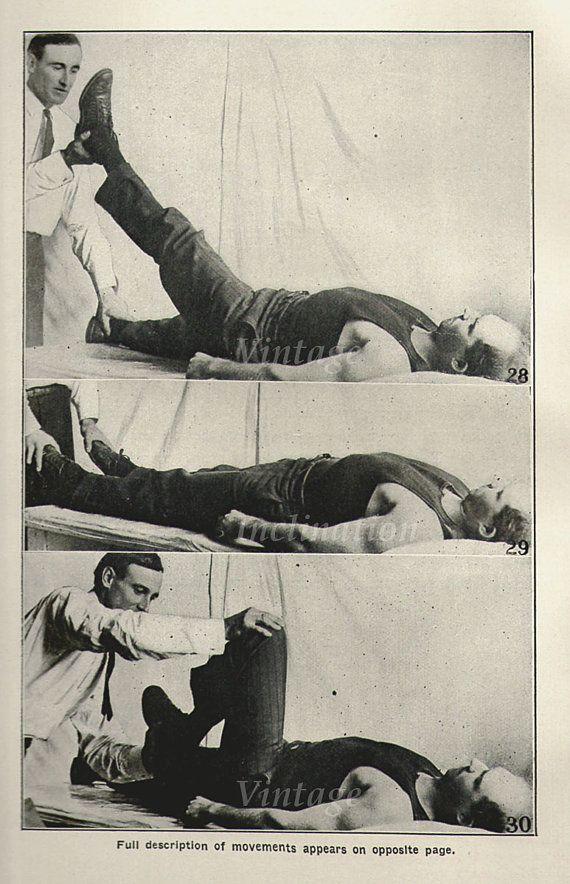 1926 la impresión de 1538 terapia física humana anatomía, tabla bookplate