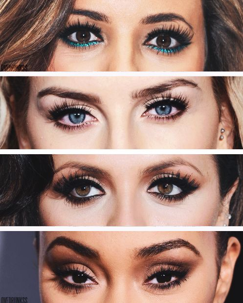 Jade                                                               Perrie                                                             Jesy                                                               Leigh-Anne