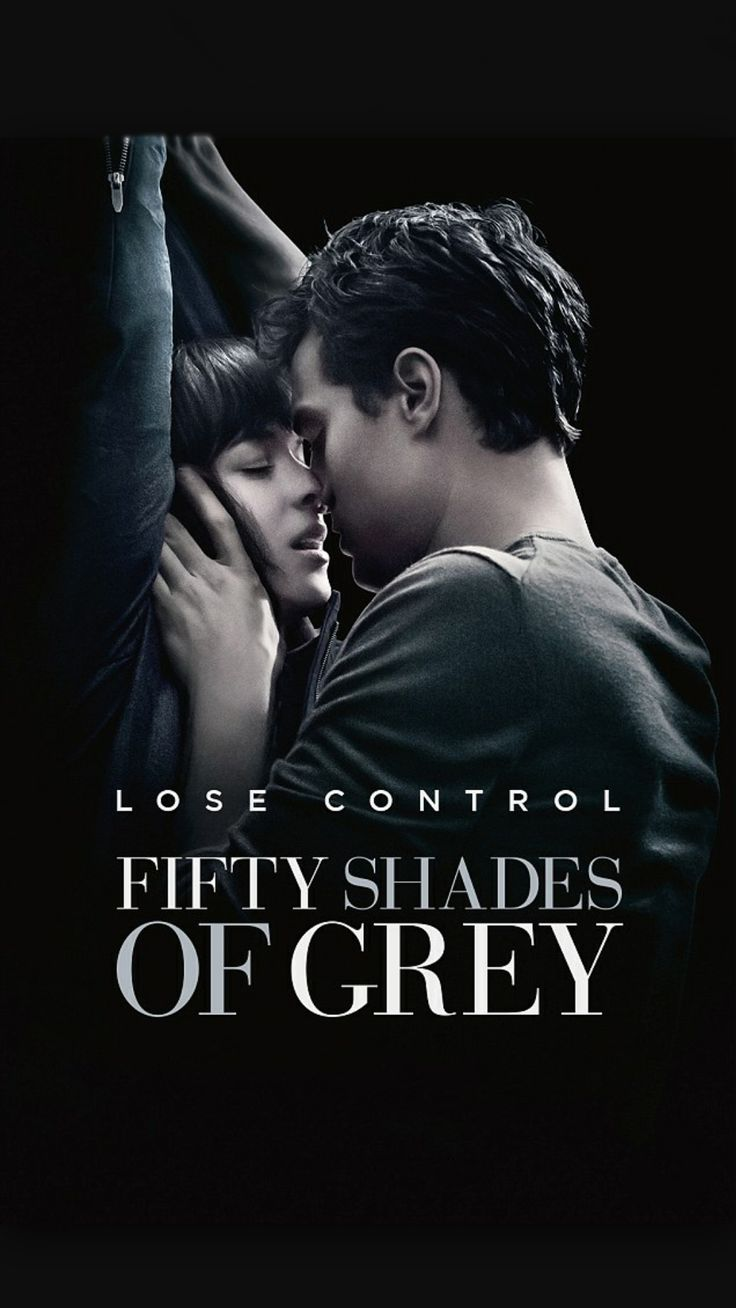 Fifty Shades Of Grey Lose Control iPhone 6 Plus HD Wallpaper