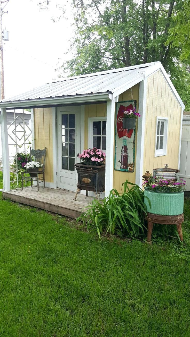 Beautiful A Weekend Even If You Office Garden Sheds Garden