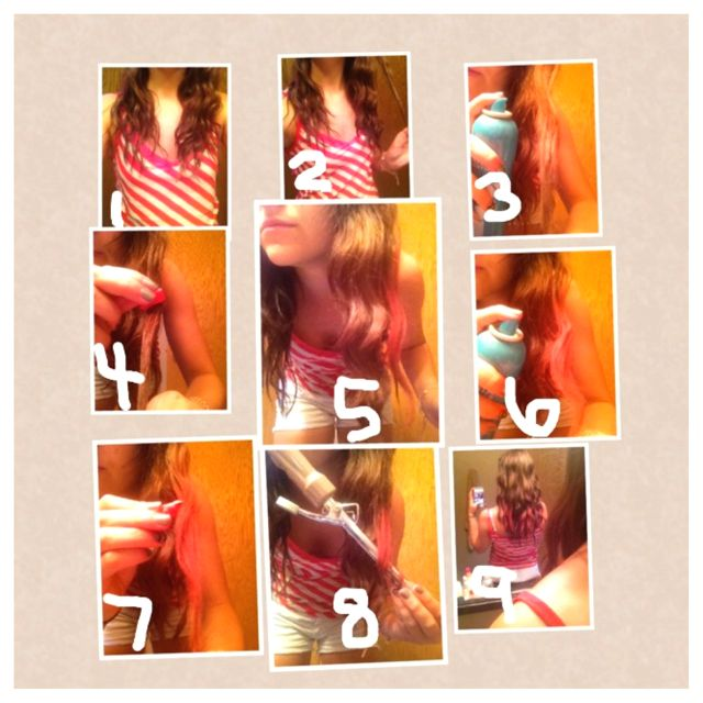 Use This Oil Before Coloring Your Hair: 1000+ Ideas About Chalk Hair Colors On Pinterest