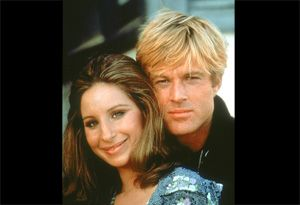 Barbra Streisand and Robert Redford's First Interview Together