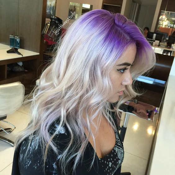 Seven New Smoking Hot Hair Color Variations for 2017 16
