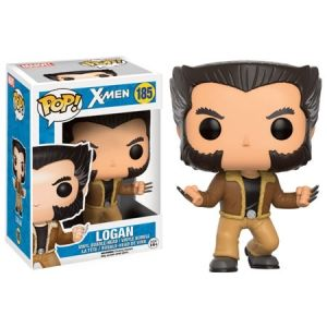 Logan Funko Pop Vinyl Figure from Marvels X-Men Brought to you by Pop In A Box, the site Funko Pop! Vinyl shop