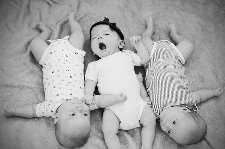 McKinney Triplets Photography