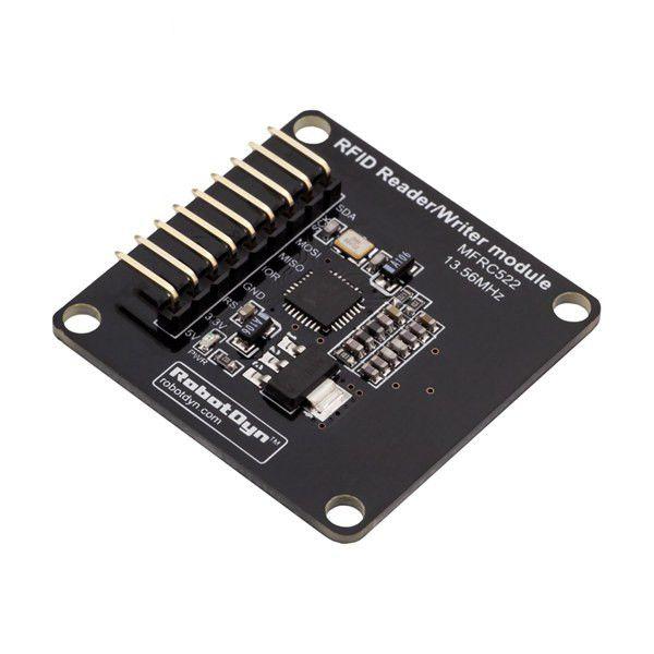 RobotDyn® 3.3V/5V Compact RFID Reader Writer and NFC Module For Arduino DIY