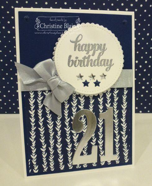 25 best ideas about 21st Birthday Cards – Twenty First Birthday Cards