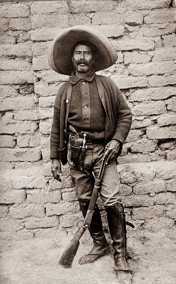 Bandit/Freedom Fighter/Soldier/Mexican Cowboy
