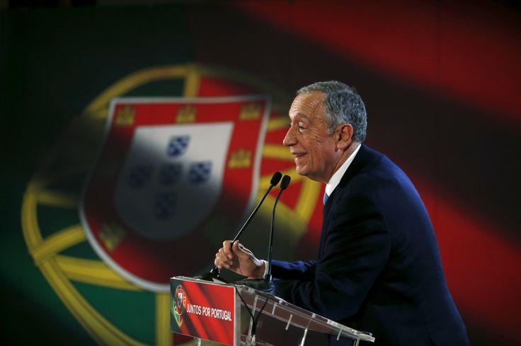 Portugal's President Marcelo Rebelo de Sousa