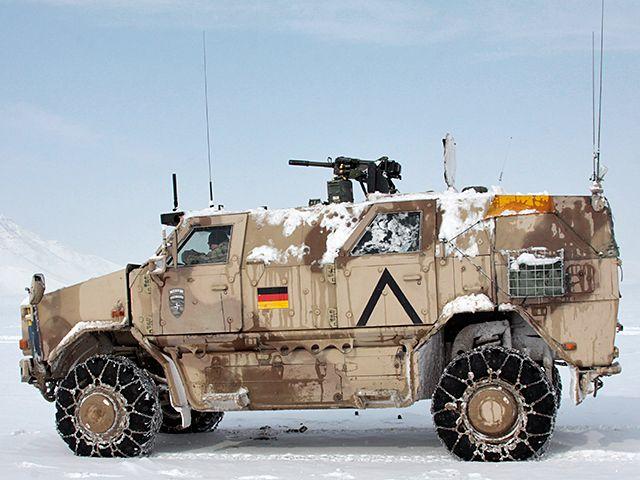 bundeswehr.de: Dingo