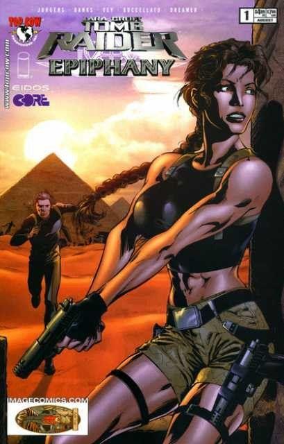 Lara Croft Tomb Raider: Epiphany #1 (August 2003)