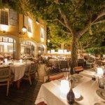 Le restaurant Rivea at Byblos à St-Tropez
