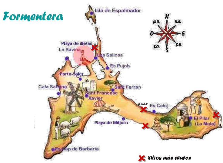 11 best Formentera images on Pinterest Travel guide La vuelta and