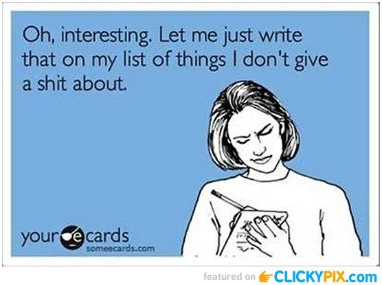 This collection of e-cards has at least one that everybody can relate to. That is the reason the cards are shared so much on social media. They are funny and sarcastic making them easily likeable. Related posts: 30 Funny E-Cards About Work 26 Funny E-Cards 15 Funny E-Cards About Pregnancy 34 Funny Quotes about Life …