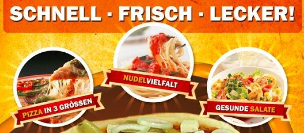 Beim Pizza Taxi Erfurt Nord können Sie bequem aus der aktuellen Online Speisekarte die gewünschten Speisen und Getränke auswählen und bestellen. Egal ob zur Mittagspause ins Büro, ins Hotel oder gemütlich nach Hause, das Pizza Taxi Erfurt Nord liefert schnell und zuverlässig.