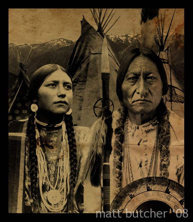 Native American Gothic By Narflebuttocks On DeviantART