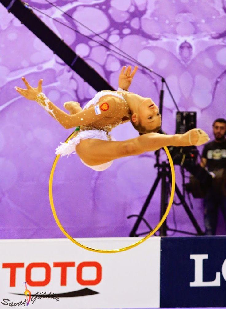 Aleksandra Soldatova, Russia, World Championships Izmir 2014