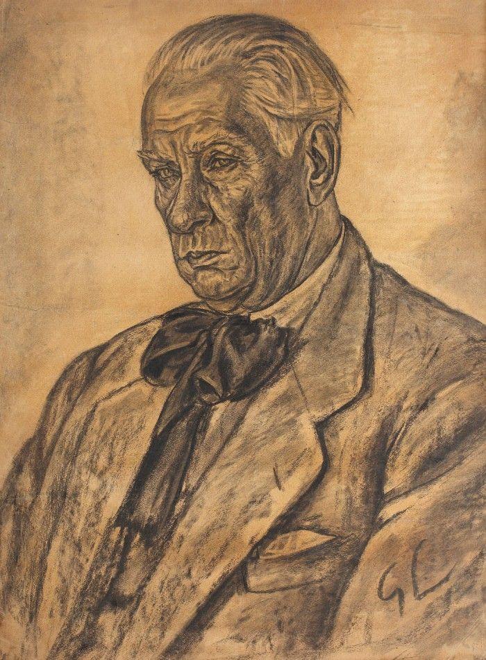 Portretul lui Mihail Sadoveanu