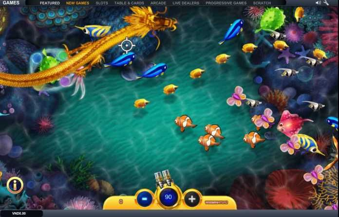 Online Fish Table Gambling Game And The Guidance Need To Know | Fishing game,  Win online, Fish