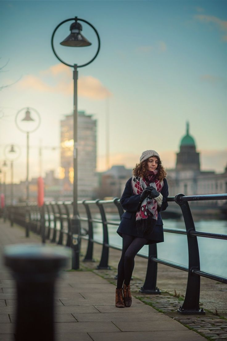 Dublin in the afternoon - Lone Tree Model