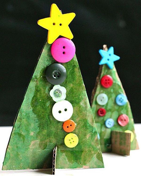 adornos navideos reciclados