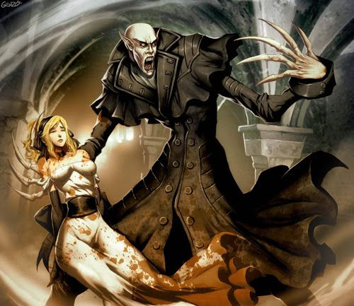 Nosferatu 1922 classical movie review here is count orlok - Gore anime wallpaper ...