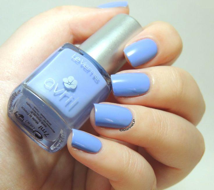 Avril - Bleu Layette